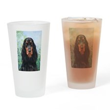 Gordon Setter.jpg Drinking Glass