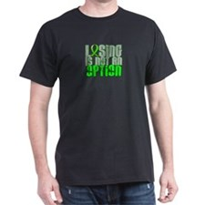 -Lyme Disease Losing Not Option 1D T-Shirt