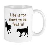 Avoid it Coffee Mug