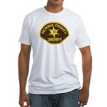 Mohave County Sheriff Fitted T-Shirt