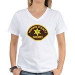 Mohave County Sheriff Women's V-Neck T-Shirt