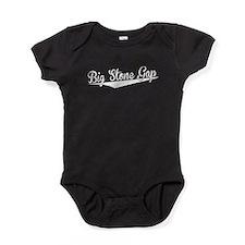Big Stone Gap, Retro, Baby Bodysuit