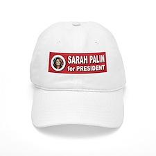 Sarah Palin for President 2016 Baseball Cap
