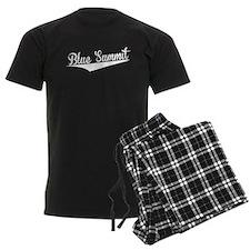 Blue Summit, Retro, Pajamas