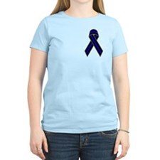 Blue Line Ribbon T-Shirt