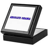 Absolute Obama Keepsake Box