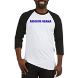 Absolute Obama Baseball Jersey