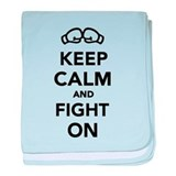Keep calm boxing Cotton