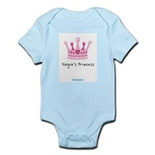 Cute Yiayia Infant Bodysuit
