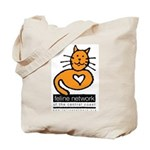 Feline Network Logo - Tote Bag