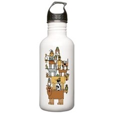Acrobatic Pets Water Bottle