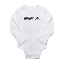 Unique Jr Long Sleeve Infant Bodysuit