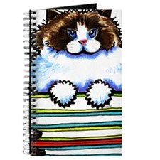 Ragdoll Cat Books Journal
