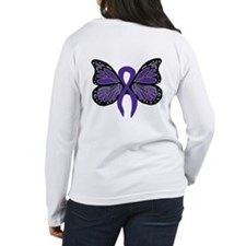 Relay For Life - Purple Ribbo T-Shirt
