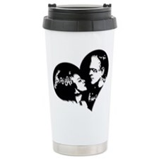 Frank and his Bride Travel Mug