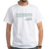 Ironic Alan Keyes Quote - Pro-Obama Shirt