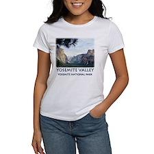 wawona-tunnel-view10x10 T-Shirt
