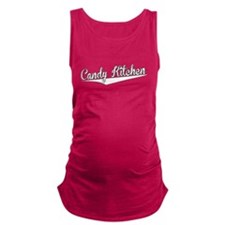 Candy Kitchen, Retro, Maternity Tank Top