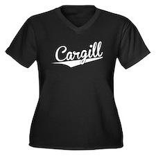 Cargill, Retro, Plus Size T-Shirt