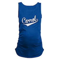 Carrol, Retro, Maternity Tank Top