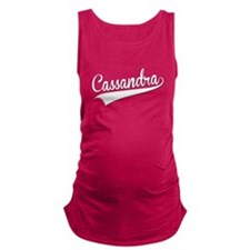 Cassandra, Retro, Maternity Tank Top