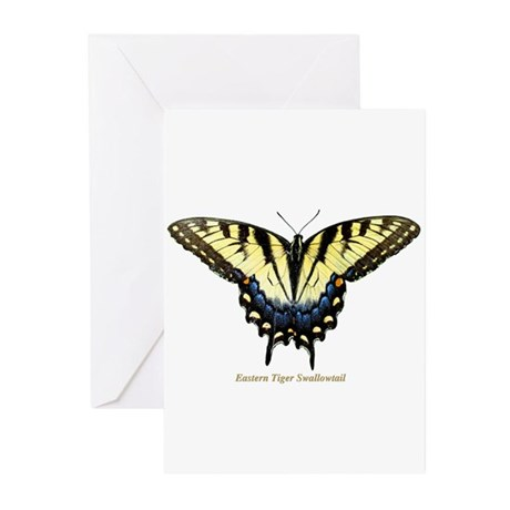 Butterfly 2 Greeting Cards (6)