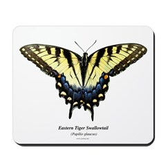 Butterfly 2 Mousepad