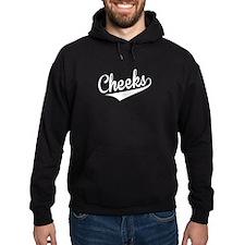 Cheeks, Retro, Hoodie