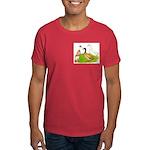 Egg and Meat Ducks Dark T-Shirt