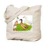 Egg and Meat Ducks Tote Bag