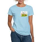 Egg and Meat Ducks Women's Light T-Shirt