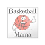 Basketball Mama Sticker