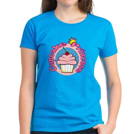 Cupcake Princess Women's Dark T-Shirt