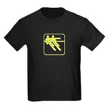 Mens Synchronized Swimming T-Shirt