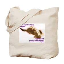 Give Away Kitten Tote Bag