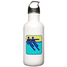 Mens Synchonized Swimming Water Bottle