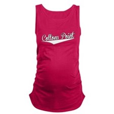 Coltons Point, Retro, Maternity Tank Top