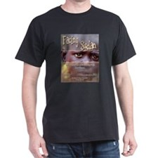 Facing Sudan Poster T-Shirt