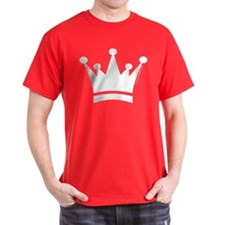 Crown White T-Shirt