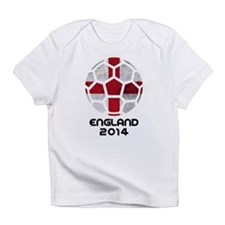 England World Cup 2014 Infant T-Shirt