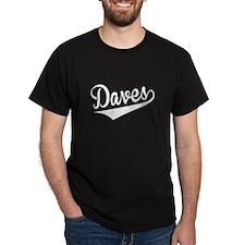 Daves, Retro, T-Shirt