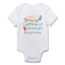 Entomologist Like Mommy Infant Bodysuit