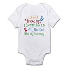 ENT Doctor Like Mommy Onesie