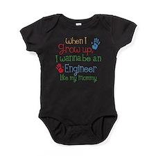 Engineer Like Mommy Baby Bodysuit