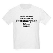 Pittsburgher mom T-Shirt