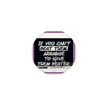 Cool Obscene Mini Button (100 pack)