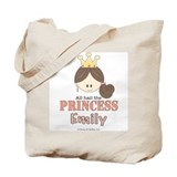 All Hail the Princess Emily CUSTOM Tote Bag