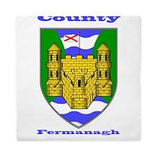 County Fermanagh COA Queen Duvet