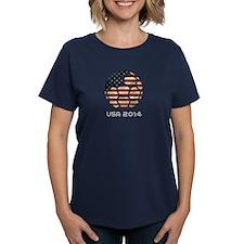 USA World Cup 2014 Tee