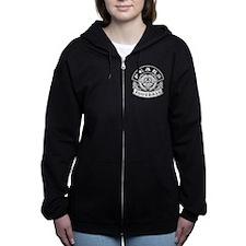 Bears Football Women's Zip Hoodie